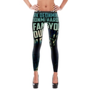 YRFAA La Bella Vita Leggings