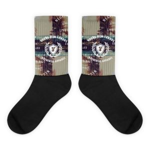Young Rich Famous Positivity socks