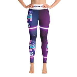 Young Rich Famous Younga Yoga Leggings