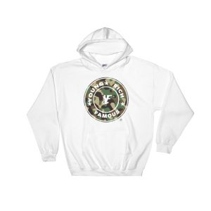 Young Rich Famous Winter Insurgence Hooded Sweatshirt